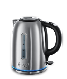 Buckingham Stainless Steel Quiet Boil Kettle
