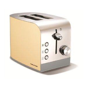 Morphy Richards 2 Slice Toaster Cream