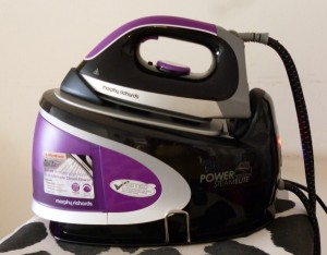 Morphy Richards High Pressure Steam Generator