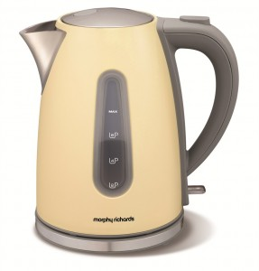 Morphy Richards Jug Kettle Cream