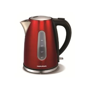 Morphy Richards Jug Kettle Red