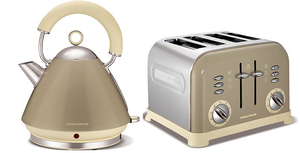 Morphy Richards Kettle and Toaster Barley