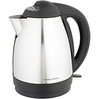 Morphy Richards Stainless Steel Kettle