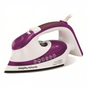 Morphy Richards Turbo Steam Purple