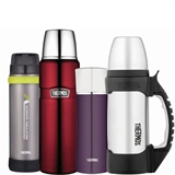 Range of Thermos Flasks