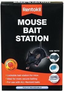 D80089 Mouse Bait Station FBSM01