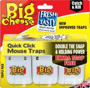 STV140 Mouse Trap card