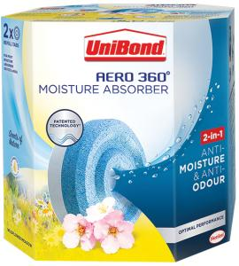 UniBond Aero 360 Wildflower Meadow Refills